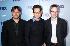 Alex Kurtzman, Bob Orci and JJ Abrams