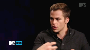 Star Trek 2, Chris Pine parla del film