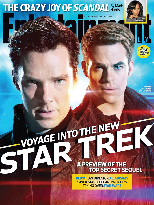 Star Trek, le cover speciali di Entertainment Weekly