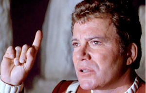 Star Trek 3, un ruolo per William Shatner
