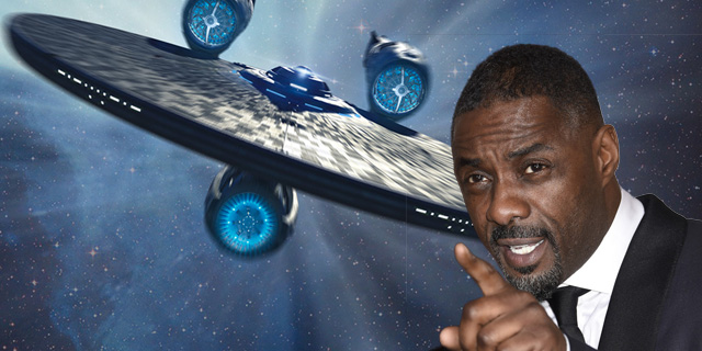 Star Trek, Idris Elba villain