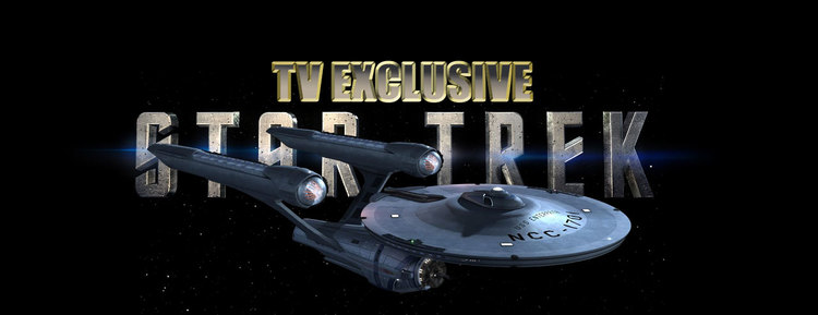 Star Trek TV exclusive