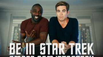 Star Trek Beyond, Chris Pine e Idris Elba litigano