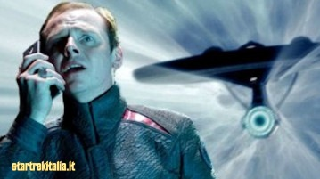 Simon Pegg sul trailer di Star Trek Beyond