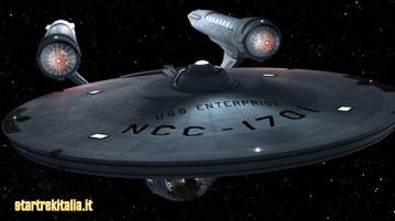 NCC-1701 USS Enterprise