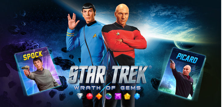 Star Trek Wrath of Gems