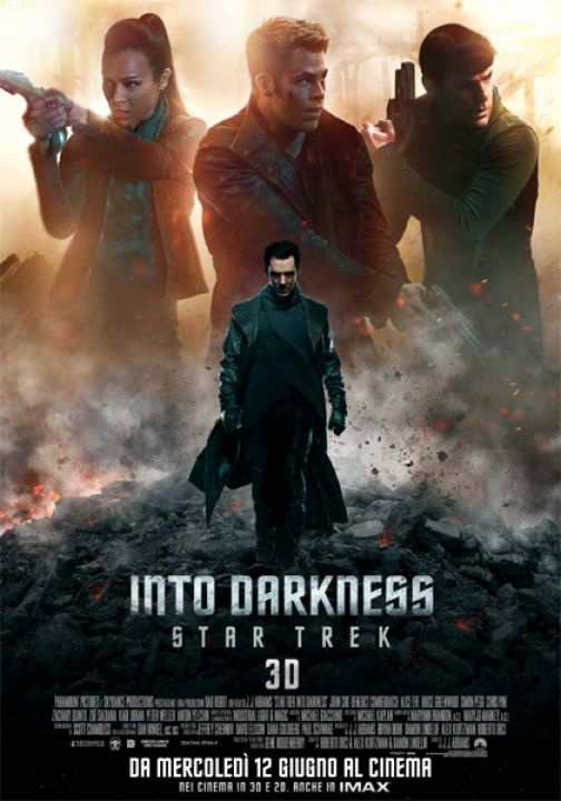 Star Trek – Into Darkness: La scheda del film